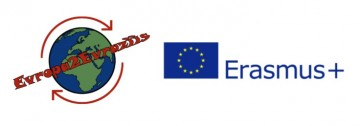 E2E and Erasmus+ logo
