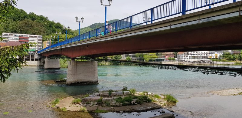 The Bridge under the Bridge